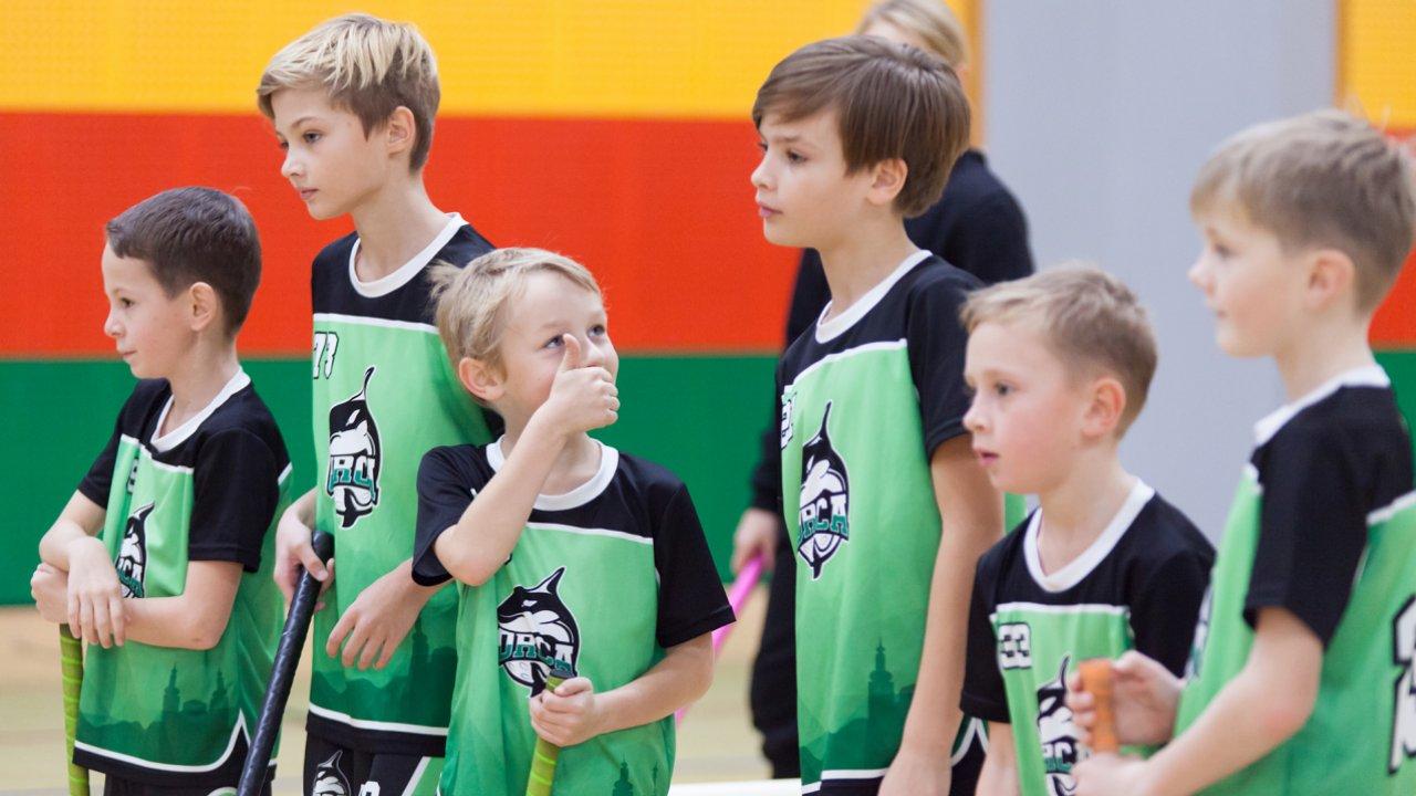 FBC ORCA Krnov hledá nové sportovce