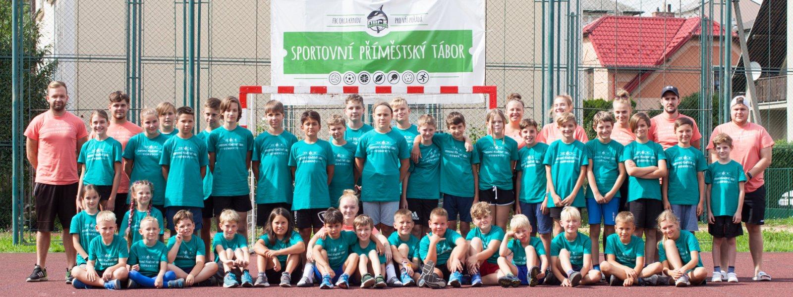 Sportovní příměstský tábor